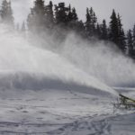 Snow guns going for 61 hours straight!
