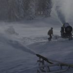 Snowguns and snowmakers