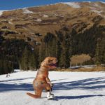 T Rex getting some Opening Day turns